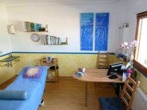 Consultas Fisioterapia