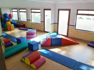 Sala Psicomotricidad Infantil
